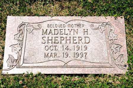SHEPHERD, MADELYN H - Richland County, Ohio | MADELYN H SHEPHERD - Ohio Gravestone Photos