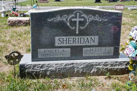 SHERIDAN, BETTY L - Richland County, Ohio | BETTY L SHERIDAN - Ohio Gravestone Photos