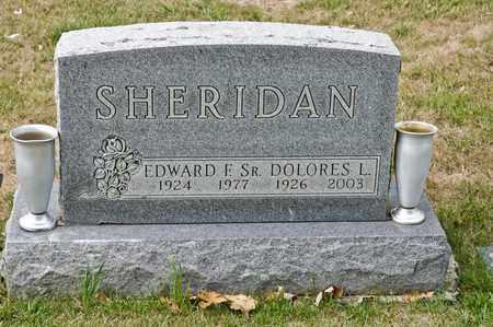 SHERIDAN, DOLORES L - Richland County, Ohio | DOLORES L SHERIDAN - Ohio Gravestone Photos