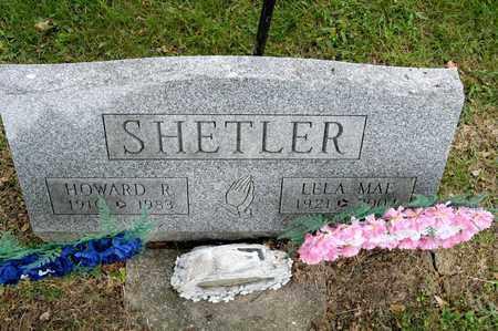 SHETLER, LELA MAE - Richland County, Ohio | LELA MAE SHETLER - Ohio Gravestone Photos