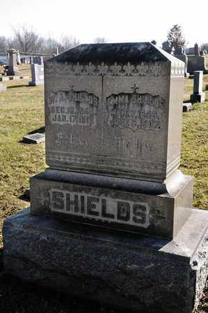 SHIELDS, W A - Richland County, Ohio | W A SHIELDS - Ohio Gravestone Photos