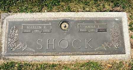 SHOCK, MARLIN R - Richland County, Ohio | MARLIN R SHOCK - Ohio Gravestone Photos