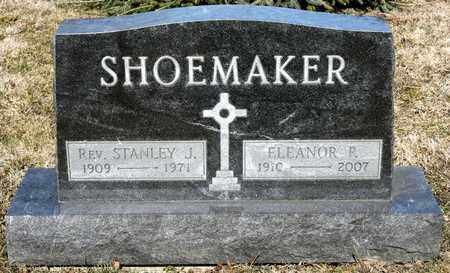 SHOEMAKER, STANLEY J - Richland County, Ohio   STANLEY J SHOEMAKER - Ohio Gravestone Photos
