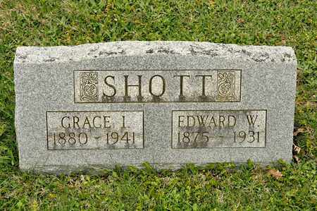 SHOTT, GRACE I - Richland County, Ohio | GRACE I SHOTT - Ohio Gravestone Photos