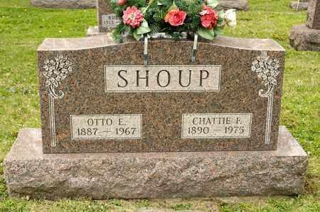 SHOUP, OTTO E - Richland County, Ohio | OTTO E SHOUP - Ohio Gravestone Photos