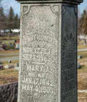 SHRINER, HENRY - Richland County, Ohio   HENRY SHRINER - Ohio Gravestone Photos