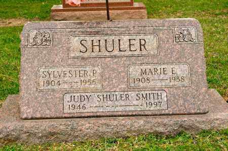 SHULER SMITH, JUDY - Richland County, Ohio | JUDY SHULER SMITH - Ohio Gravestone Photos