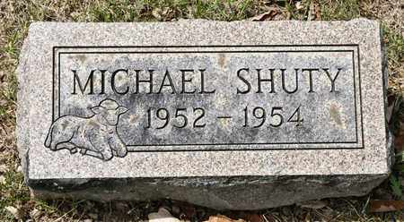 SHUTY, MICHAEL - Richland County, Ohio | MICHAEL SHUTY - Ohio Gravestone Photos