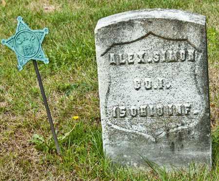 SIMON, ALEXANDER - Richland County, Ohio | ALEXANDER SIMON - Ohio Gravestone Photos
