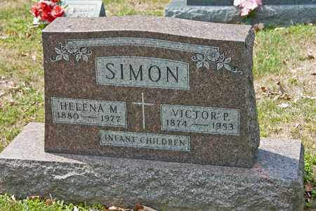 SIMON, HELENA M - Richland County, Ohio | HELENA M SIMON - Ohio Gravestone Photos