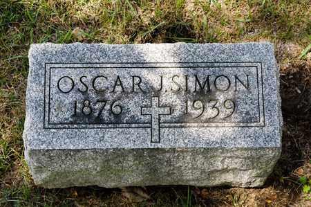SIMON, OSCAR J - Richland County, Ohio | OSCAR J SIMON - Ohio Gravestone Photos
