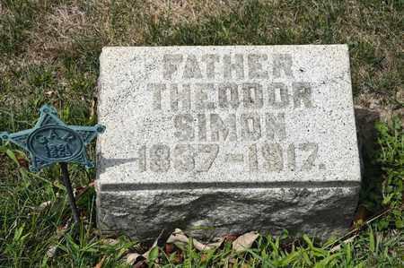 SIMON, THEODOR - Richland County, Ohio | THEODOR SIMON - Ohio Gravestone Photos