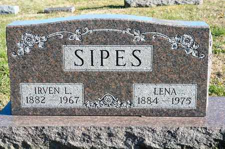 SIPES, IRVEN L - Richland County, Ohio | IRVEN L SIPES - Ohio Gravestone Photos