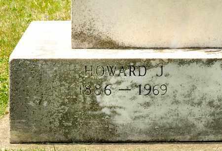 SKILES, HOWARD J - Richland County, Ohio   HOWARD J SKILES - Ohio Gravestone Photos