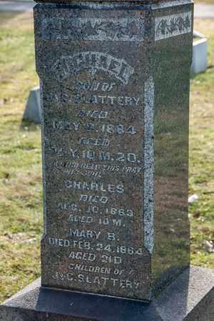 SLATTERY, MICHAEL - Richland County, Ohio | MICHAEL SLATTERY - Ohio Gravestone Photos