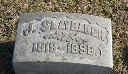 SLAYBAUGH, J - Richland County, Ohio | J SLAYBAUGH - Ohio Gravestone Photos