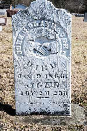 SLAYBAUGH, JOHN - Richland County, Ohio   JOHN SLAYBAUGH - Ohio Gravestone Photos