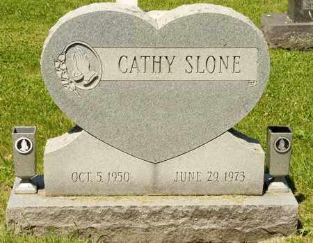 SLONE, CATHY - Richland County, Ohio   CATHY SLONE - Ohio Gravestone Photos