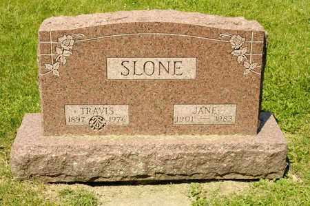 SLONE, TRAVIS - Richland County, Ohio | TRAVIS SLONE - Ohio Gravestone Photos