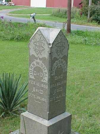 SMALL, JOHN W. - Richland County, Ohio | JOHN W. SMALL - Ohio Gravestone Photos