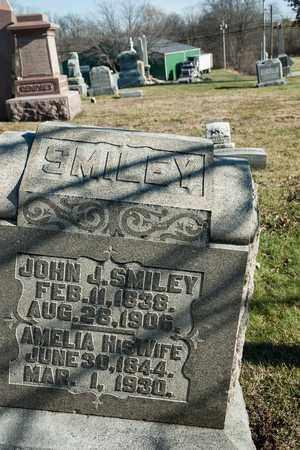 SMILEY, JOHN J - Richland County, Ohio | JOHN J SMILEY - Ohio Gravestone Photos