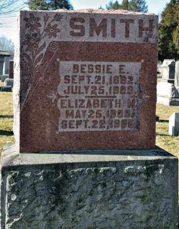 SMITH, BESSIE E - Richland County, Ohio | BESSIE E SMITH - Ohio Gravestone Photos