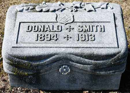 SMITH, DONALD - Richland County, Ohio | DONALD SMITH - Ohio Gravestone Photos