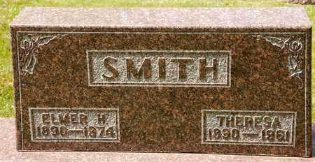 SMITH, ELMER H - Richland County, Ohio | ELMER H SMITH - Ohio Gravestone Photos