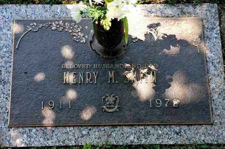 SMITH, HENRY M - Richland County, Ohio   HENRY M SMITH - Ohio Gravestone Photos