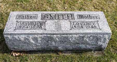 SMITH, LOTTIE V - Richland County, Ohio | LOTTIE V SMITH - Ohio Gravestone Photos