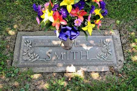 SMITH, JOHN S - Richland County, Ohio | JOHN S SMITH - Ohio Gravestone Photos