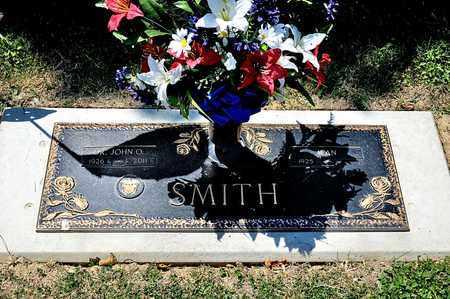 SMITH, JOHN O - Richland County, Ohio   JOHN O SMITH - Ohio Gravestone Photos