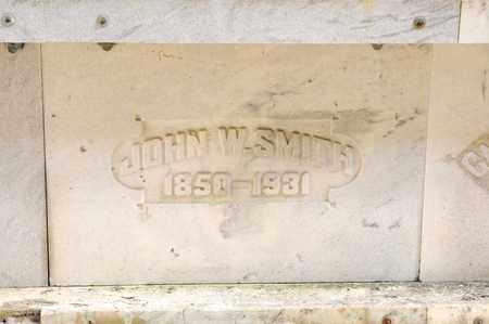 SMITH, JOHN W - Richland County, Ohio   JOHN W SMITH - Ohio Gravestone Photos