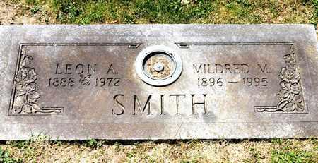 SMITH, MILDRED V - Richland County, Ohio | MILDRED V SMITH - Ohio Gravestone Photos