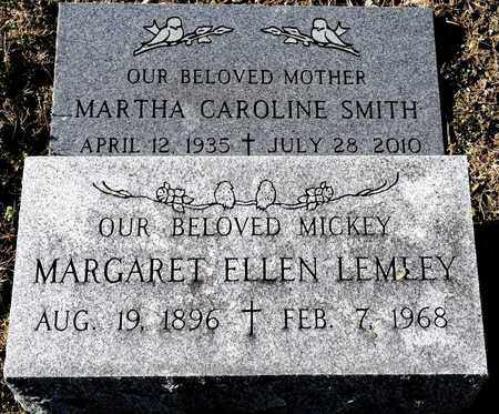 LEMLEY, MARGARET ELLEN - Richland County, Ohio | MARGARET ELLEN LEMLEY - Ohio Gravestone Photos
