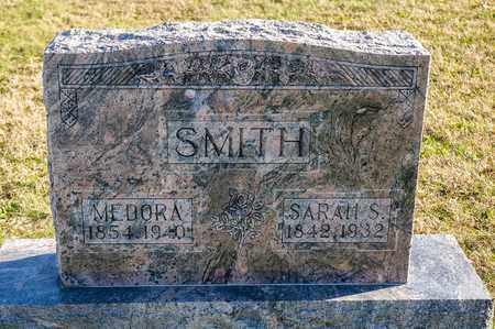 SMITH, MEDORA - Richland County, Ohio | MEDORA SMITH - Ohio Gravestone Photos