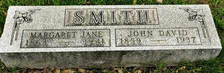 SMITH, JOHN DAVID - Richland County, Ohio | JOHN DAVID SMITH - Ohio Gravestone Photos