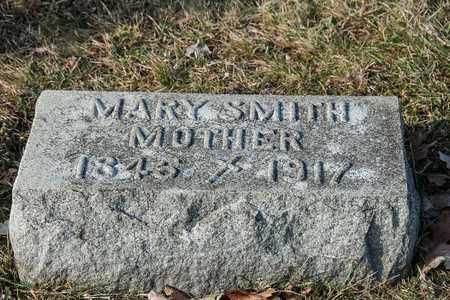 SMITH, MARY - Richland County, Ohio | MARY SMITH - Ohio Gravestone Photos