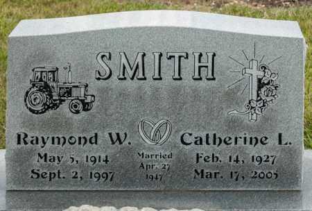 SMITH, RAYMOND W - Richland County, Ohio | RAYMOND W SMITH - Ohio Gravestone Photos