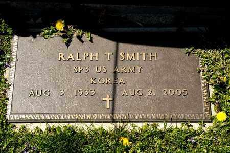 SMITH, RALPH R - Richland County, Ohio | RALPH R SMITH - Ohio Gravestone Photos