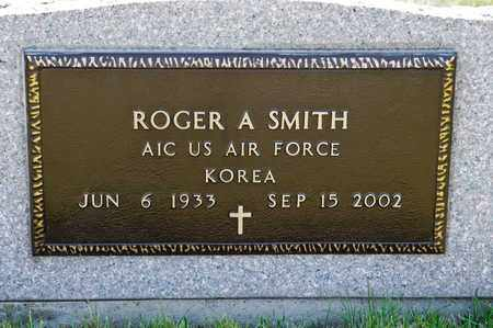 SMITH, ROGER A - Richland County, Ohio | ROGER A SMITH - Ohio Gravestone Photos