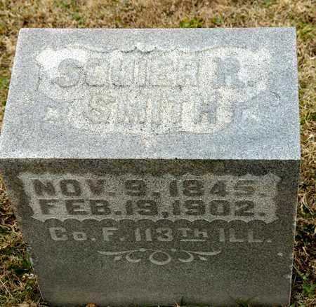 SMITH, SQUIER R - Richland County, Ohio | SQUIER R SMITH - Ohio Gravestone Photos