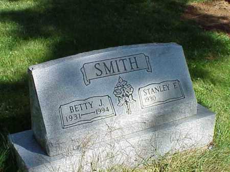 SMITH, BETTY J. - Richland County, Ohio | BETTY J. SMITH - Ohio Gravestone Photos