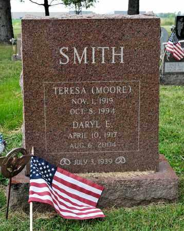 SMITH, DARYL E - Richland County, Ohio | DARYL E SMITH - Ohio Gravestone Photos