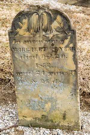 SNEER, MARGARET - Richland County, Ohio | MARGARET SNEER - Ohio Gravestone Photos