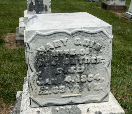 SNYDER, MARY - Richland County, Ohio | MARY SNYDER - Ohio Gravestone Photos