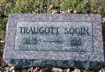 SOCIN, TRAUGOTT - Richland County, Ohio | TRAUGOTT SOCIN - Ohio Gravestone Photos