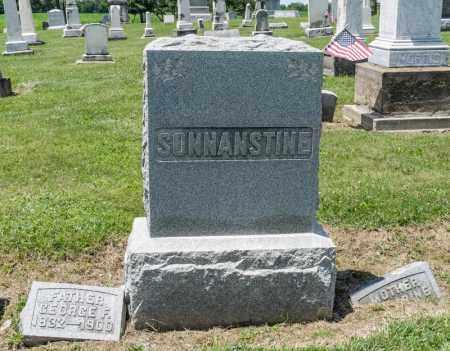 SONNANSTINE, CATHERINE - Richland County, Ohio | CATHERINE SONNANSTINE - Ohio Gravestone Photos