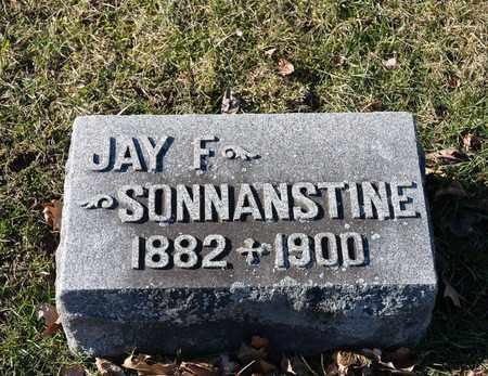 SONNANSTINE, JAY F - Richland County, Ohio | JAY F SONNANSTINE - Ohio Gravestone Photos