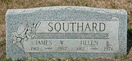 SOUTHARD, JAMES W - Richland County, Ohio | JAMES W SOUTHARD - Ohio Gravestone Photos